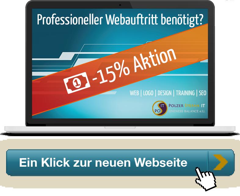 Webaktion: -15%