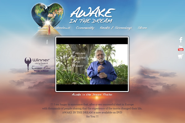 Awake in the Dream Homepage