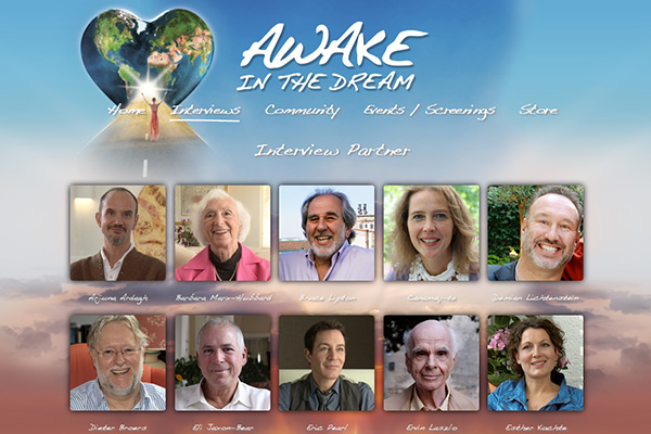 Awake in the Dream Interview Partner